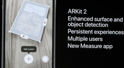 apple harness augmented reality technology