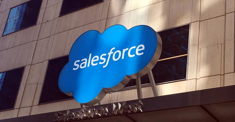 salesforce acquisitions