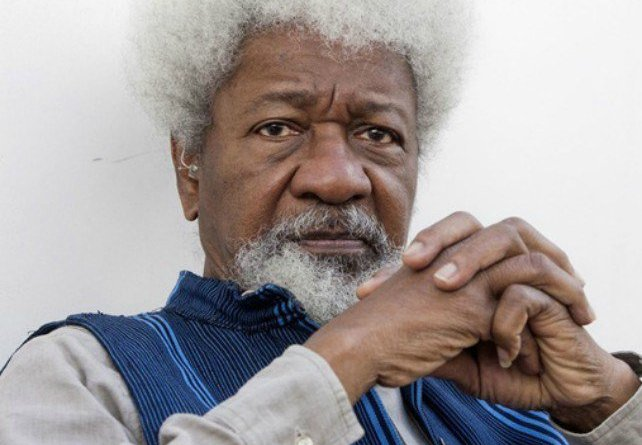 Stop trying to muzzle people, Soyinka condemns clampdown on protesters by FG