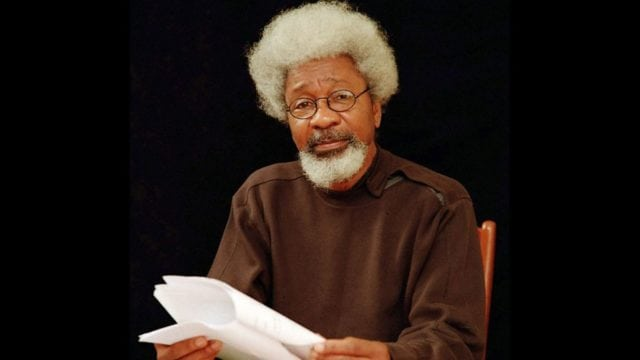 Charges against Sowore confirm's FG's unprecedented level of paranoia — Soyinka