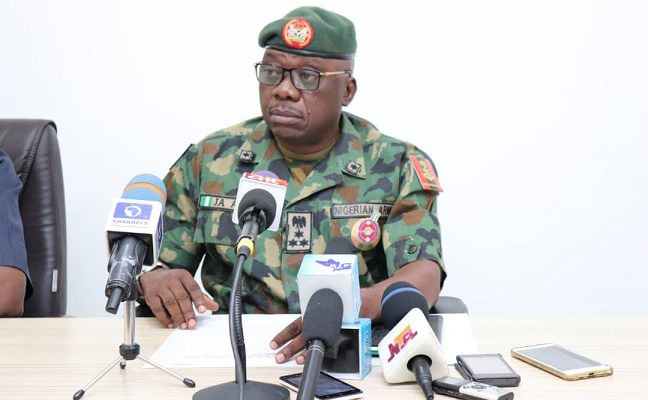 We expect up to 25% of trainees to die during recruitment — Ex-Defence spokesman Gen. Agim