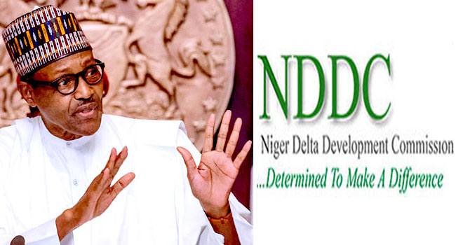Buhari orders forensic audit of NDDC operations from 2001