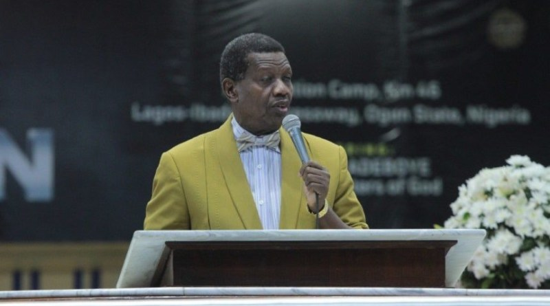 Don't believe I'm dead until I've built a church as big as Ibadan – Pastor Adeboye