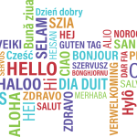 """""""hello"""" in many languages"""