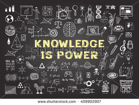 knowledge is power insights