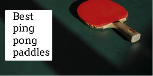 Read more about the article Best ping pong paddles 2021 – to upgrade your game