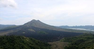 Bali Kintamani volcano