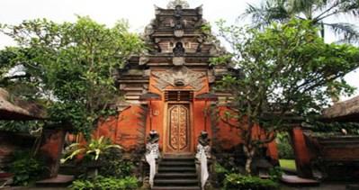 Bali Ubud palace
