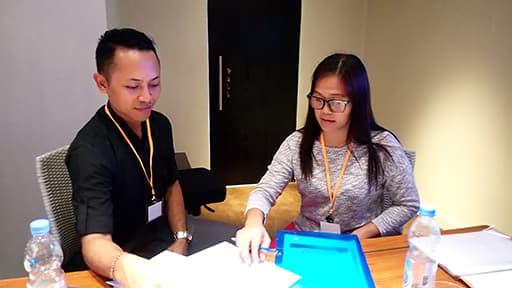 NLP Business training