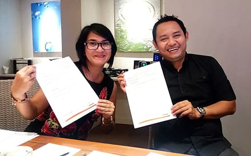 NLP training in Bali and Singapore 2