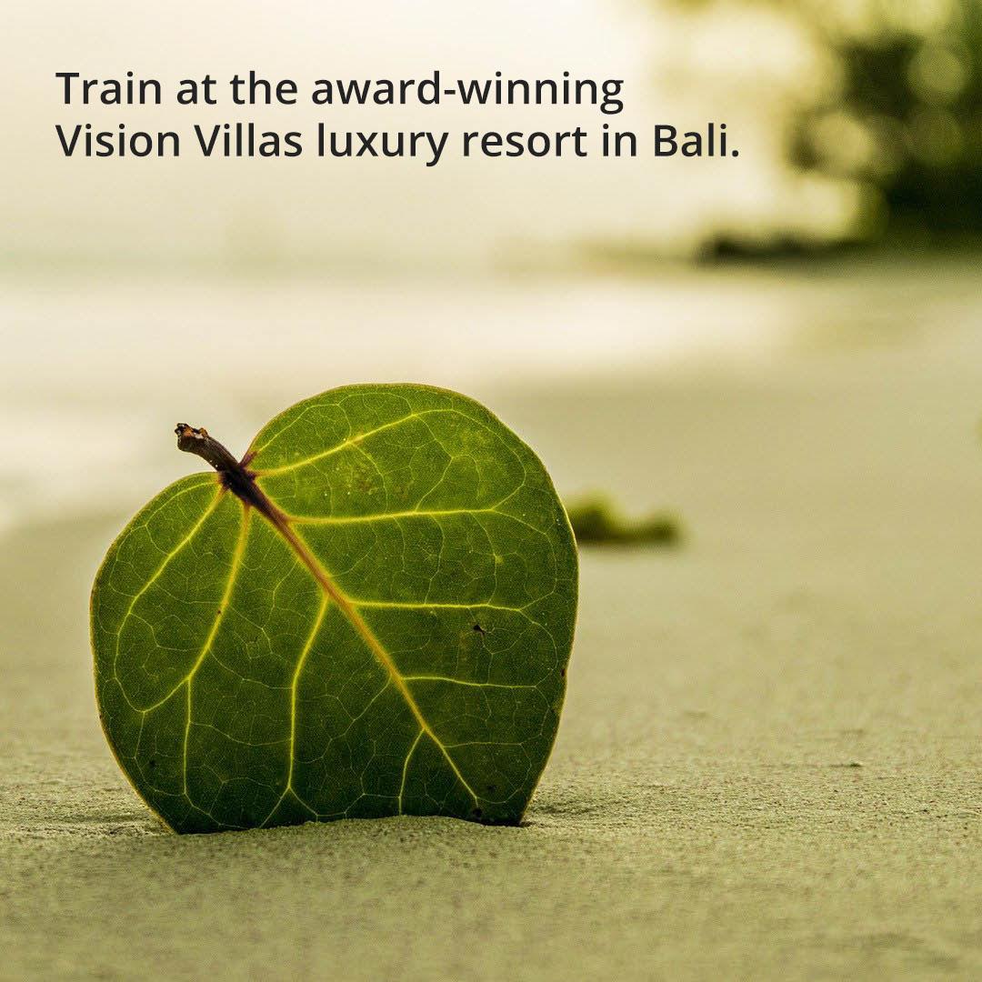 NLP retreat Bali