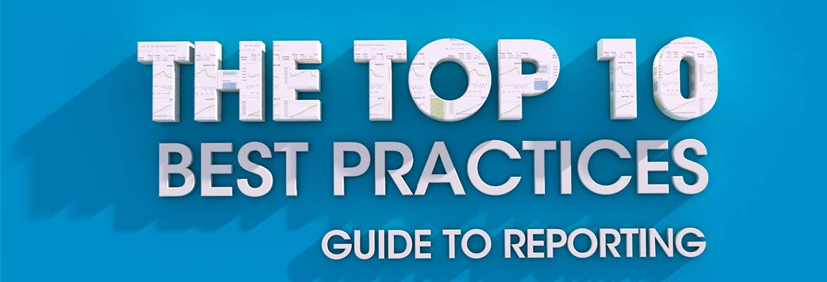 The Top 10 Best Practices Reporting