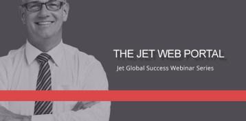 Jet Resource Success Webinar The Jet Web Portal