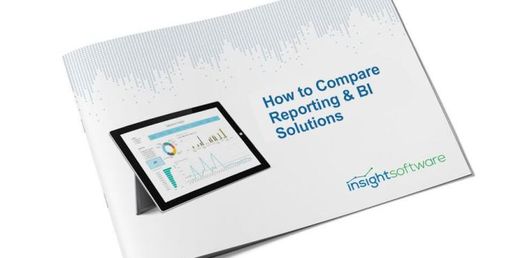 How To Compare Reporting Bi Solutions
