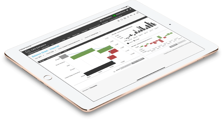 Oracle Reporting, BI, and Analytics Software Solutions