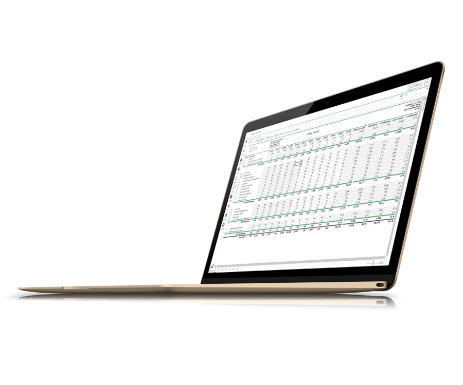 Planning Budgeting Forecasting Simplify Data Entry