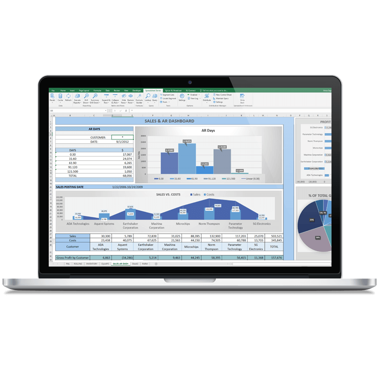 SAP Business One Reporting and BI Software