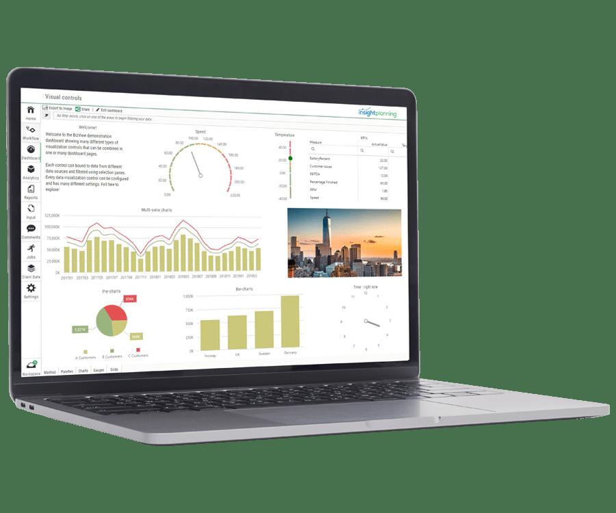 insightplanning Multiple Data Sources Ssot