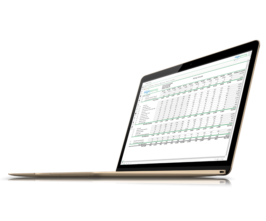 Simplify Data Entry Budgeting