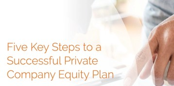 0025 Whitepaper Five Keys Steps To A Successful Private Company Equity Plan