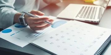 2021 Sec Filing Calendar