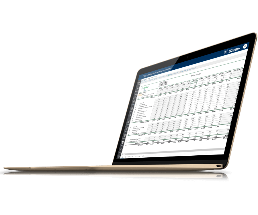 Bizview Solutions Budgeting Extendautomate
