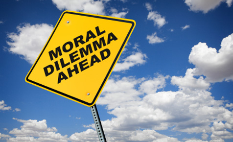 ethical dilemma in business case study The worlds of private and business life are separate and demand separate codes of ethics the  iraq must make a complex ethical,  business case study.