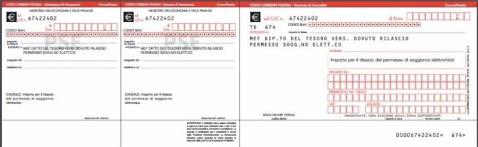 I costi del permesso di soggiorno: importo bollettino e come pagare