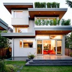 Contoh Atap Baja Ringan Rumah Minimalis 30 Desain Model Sederhana Dan Mewah