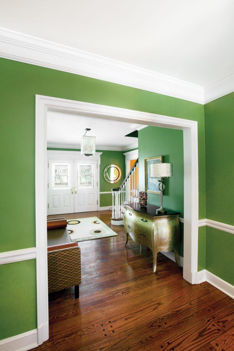 45 Warna Cat Rumah Minimalis Kombinasi Elegan Luar  Dalam