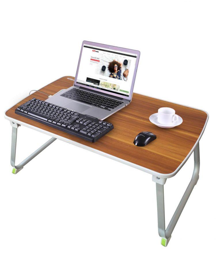 Membuat Meja Lipat : membuat, lipat, Desain, Laptop, Portable,, Kayu,, Lesehan, Minimalis