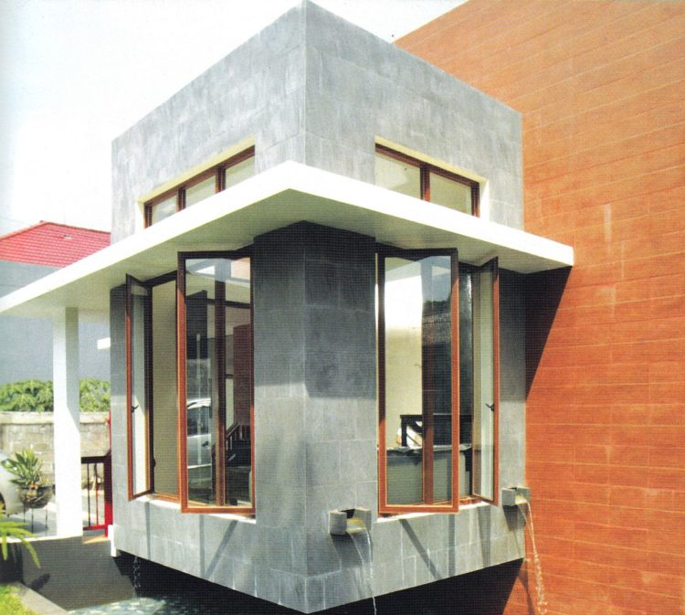 rangka kanopi jendela baja ringan 30 model minimalis rumah kamar
