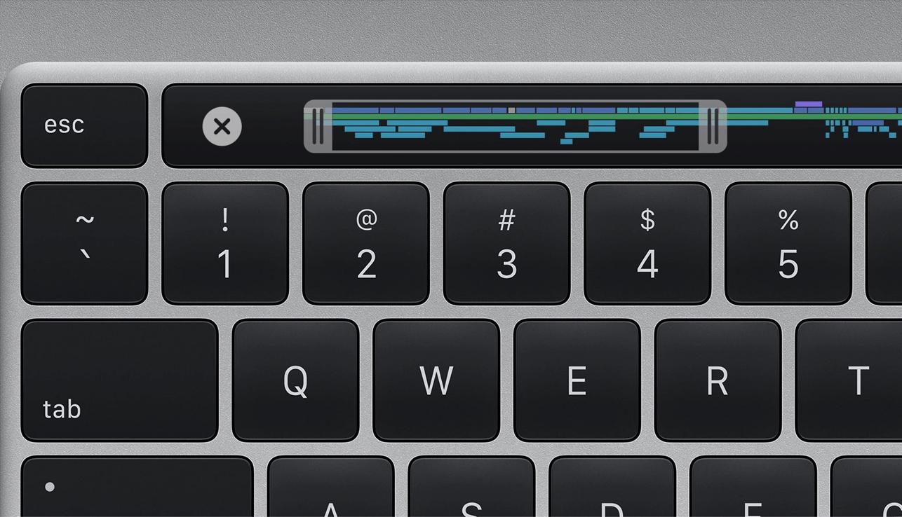Plantão do MacBook Pro 16″