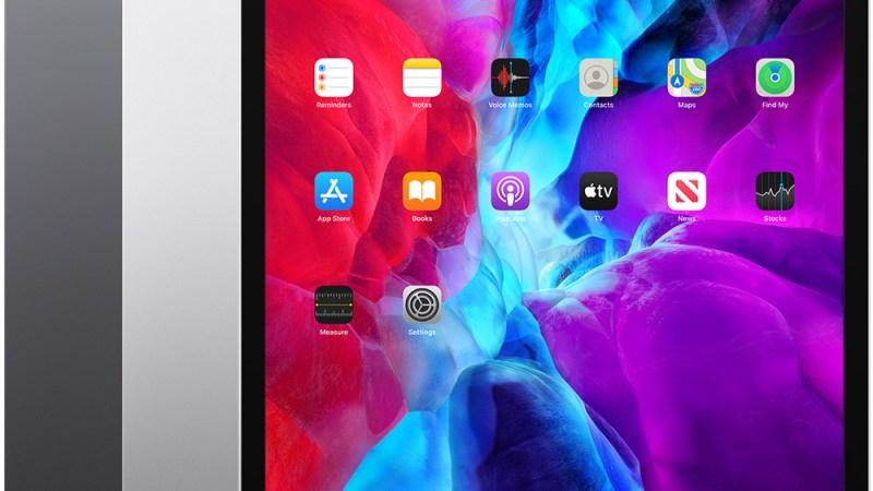 Plantão dos novos iPad Pro com 4G