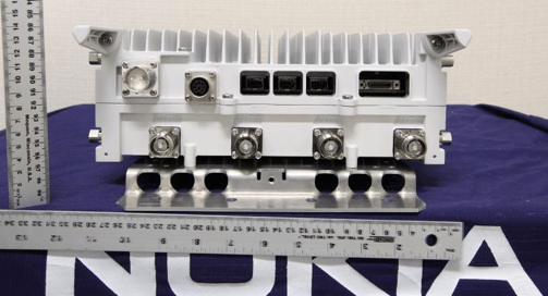 A Nokia homologou um RRU B40 2300Mhz