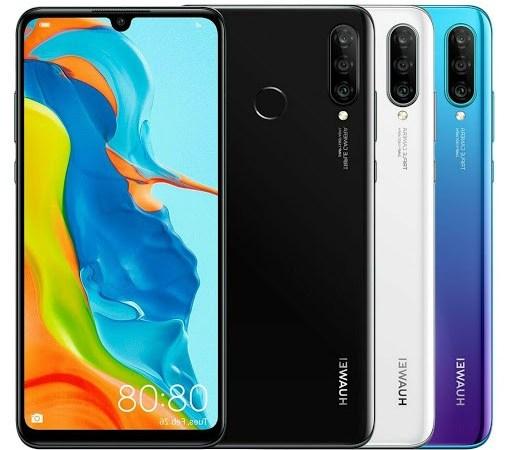 Huawei P30 Lite é homologado de novo?