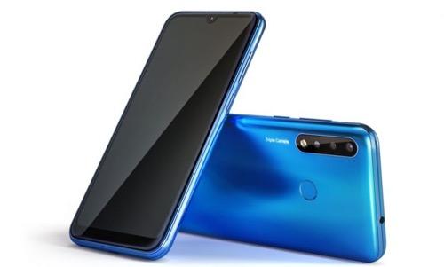 A Positivo homologa um celular misterioso