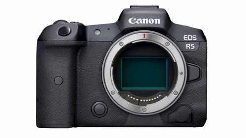 Canon homologa uma EOS