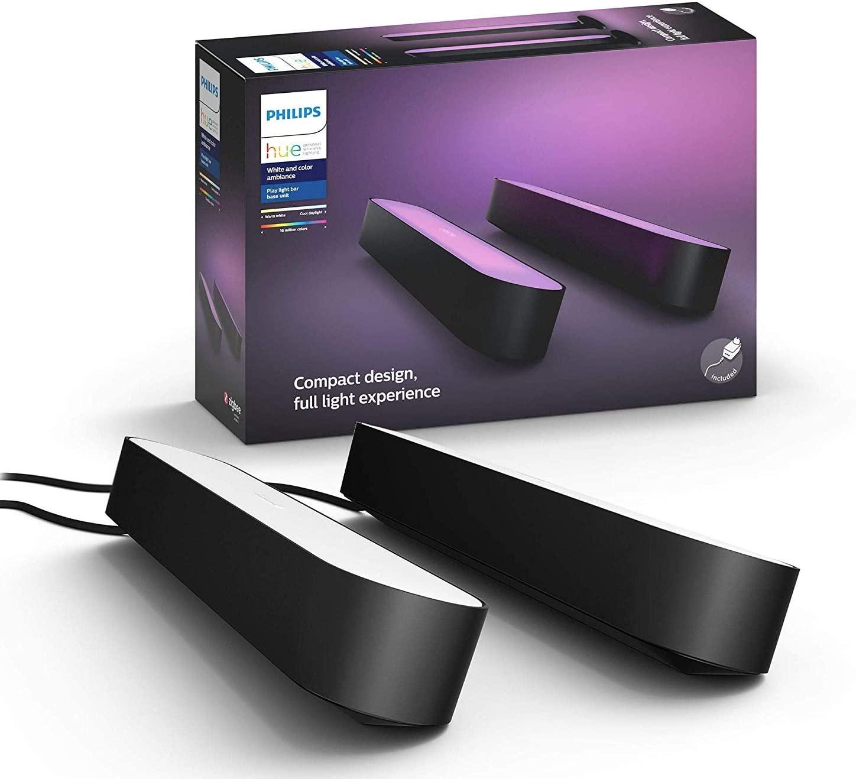 Philips Hue Play Light Bar: pra você que quer uma Ambilight numa TV que presta