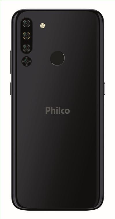 Philco HIT P12: ué, tem certeza que não é um Motorola?