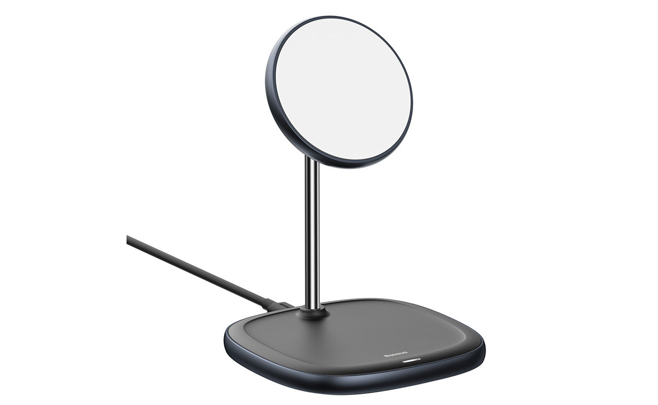 Baseus Swan, carregador com stand magnético para iPhone 12, passa na Anatel