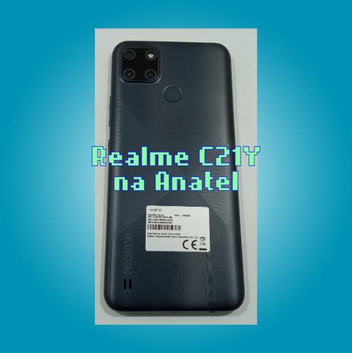 Realme C21Y é homologado pela Anatel (com fotos!)