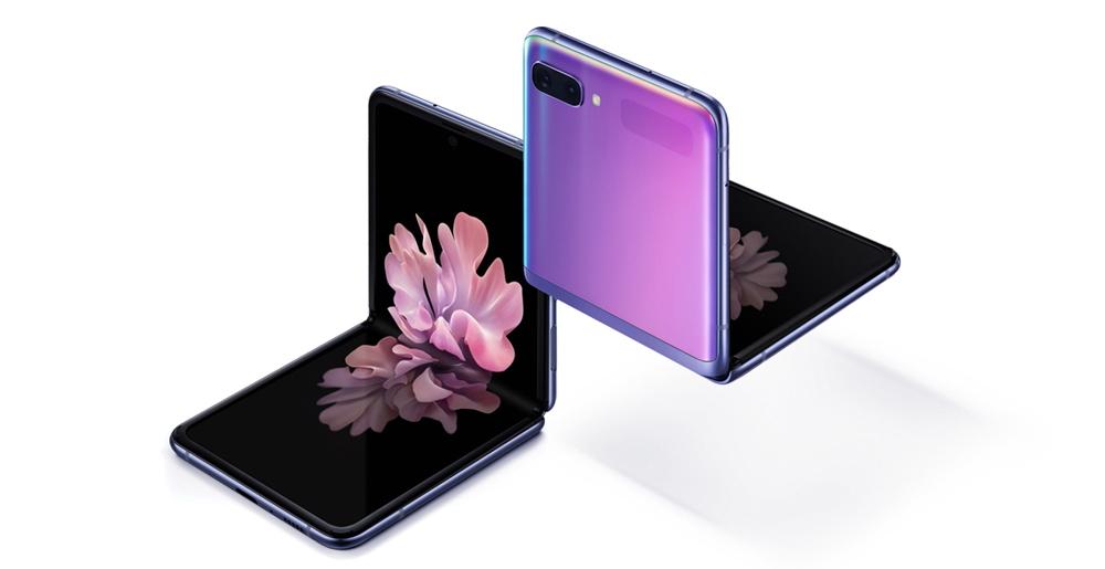 As baterias do Galaxy Z Flip2/Flip3 foram homologadas pela Anatel