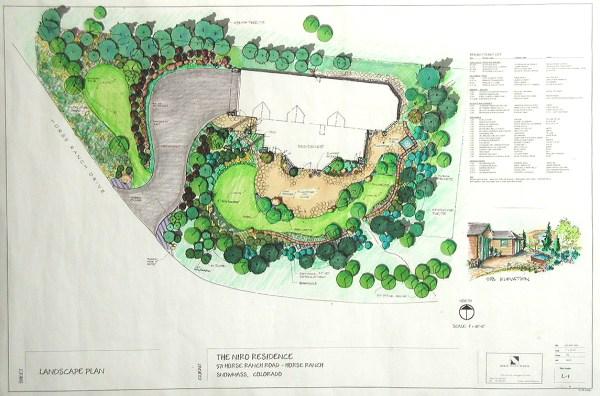plans and details - insite landscape