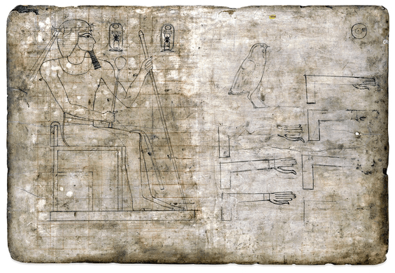 Insitebuilders: Ancient Egyptian Drawing Board
