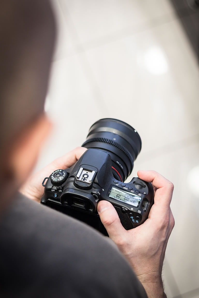 Photographer from InSite Design Glasgow