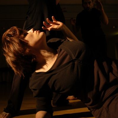 Rachael Duthie in made on another day, 2010 (photo: Christine Cellier)