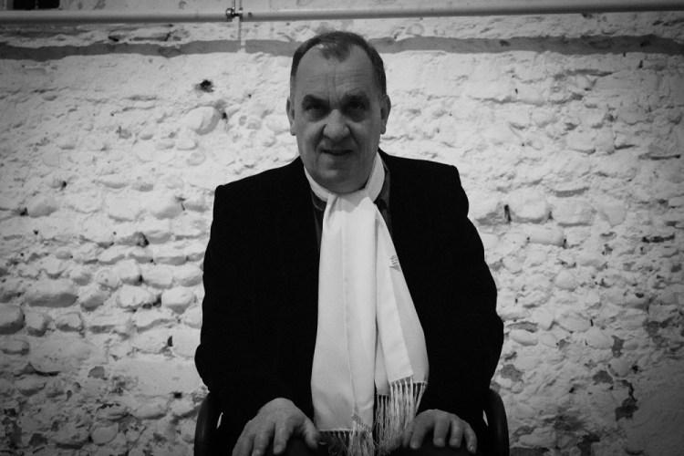 Richard Spaul tells Ghost Stories