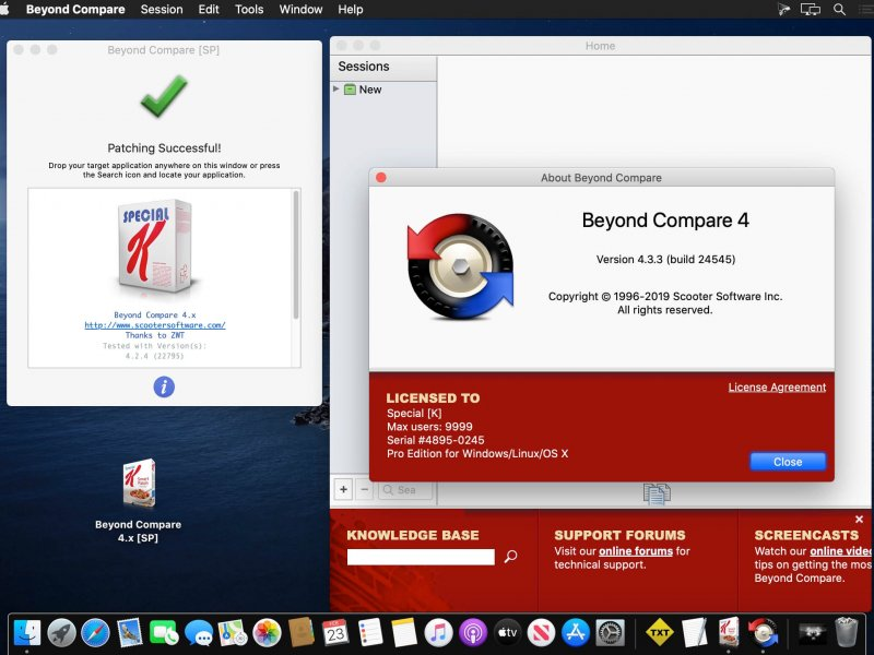Beyond Compare 4.3.5 download   macOS