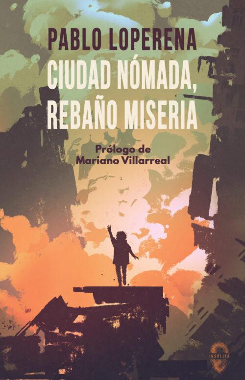 Ciudad nómada Cover
